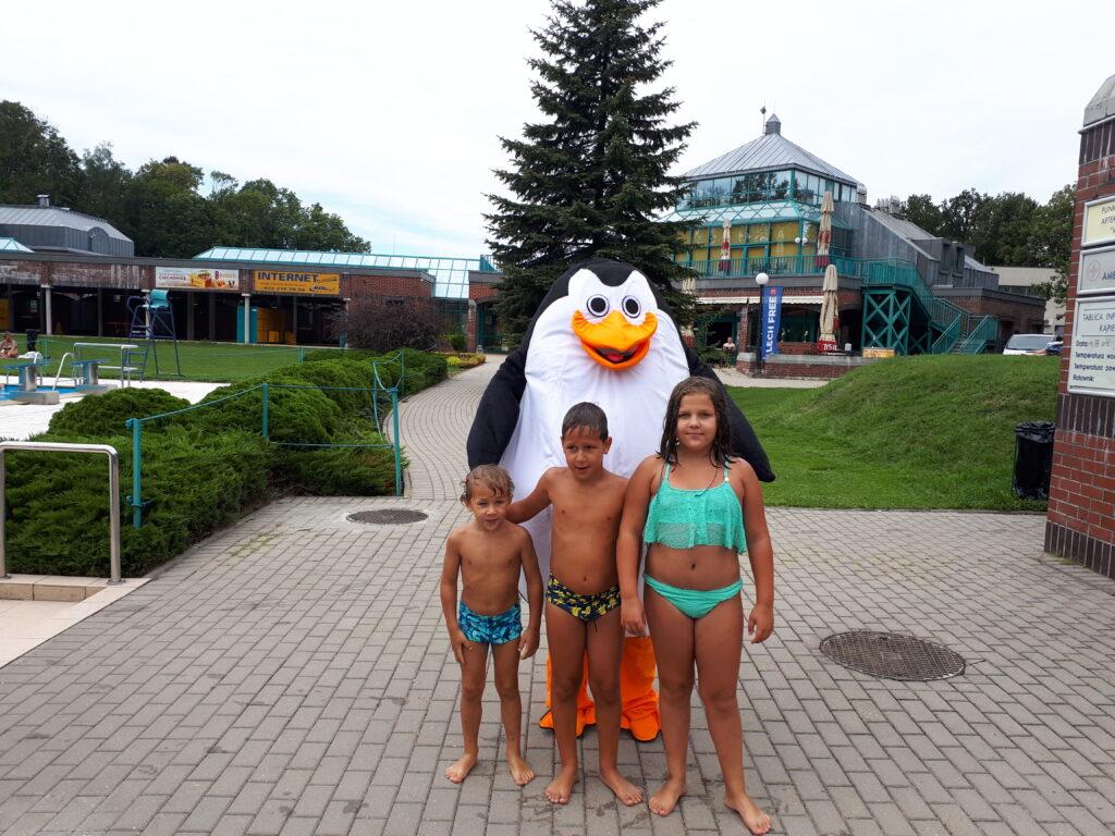 Kostium Pingwina - 80 zł