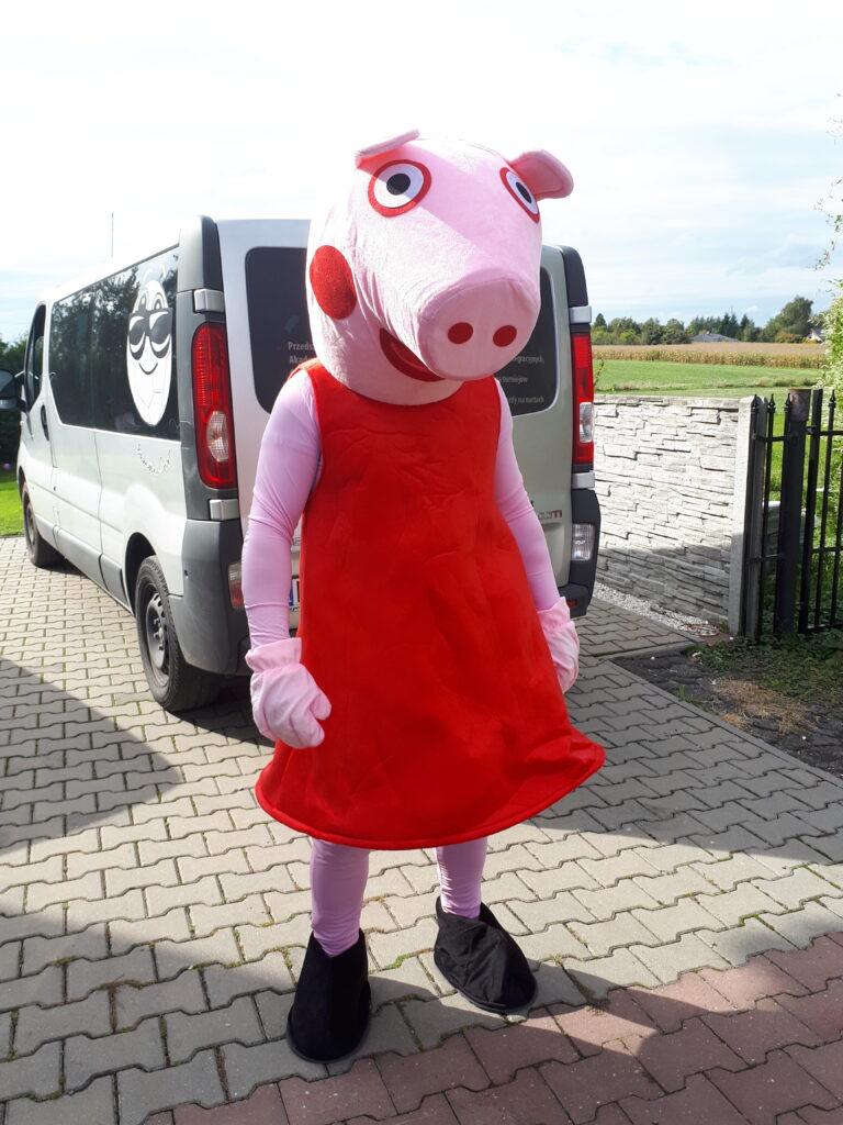 Kostium Świnka Pepa - 80 zł