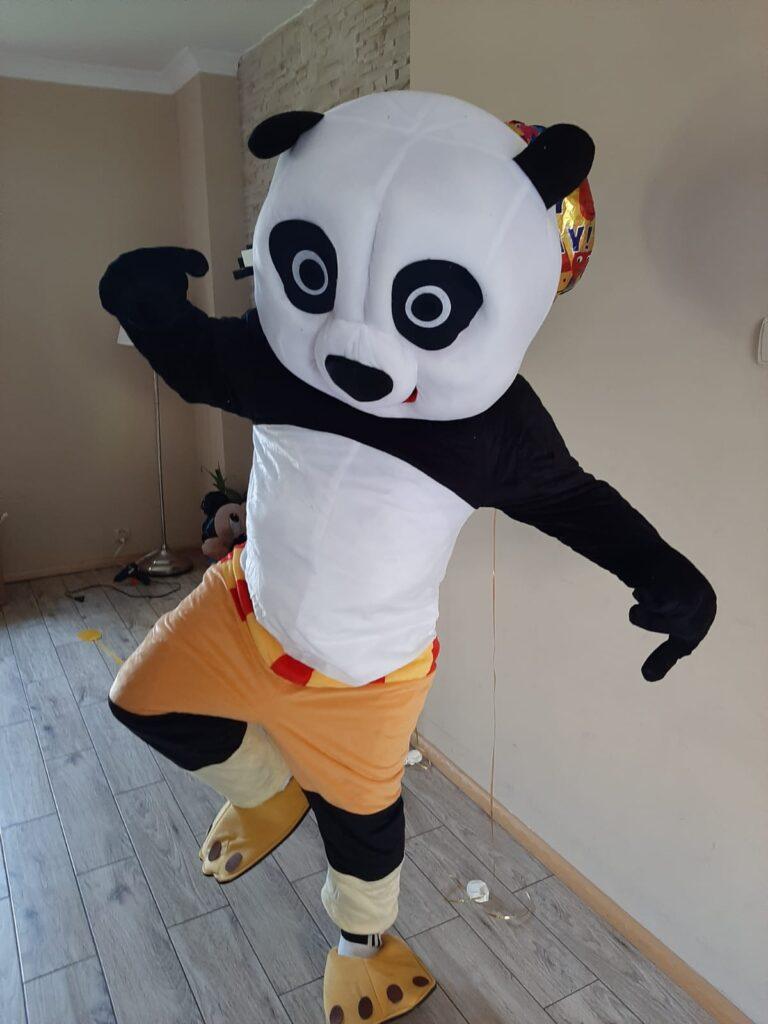 Kostium Kung Fu Panda - 80 zł