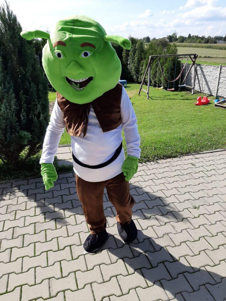 Kostium Shreka - 80 zł